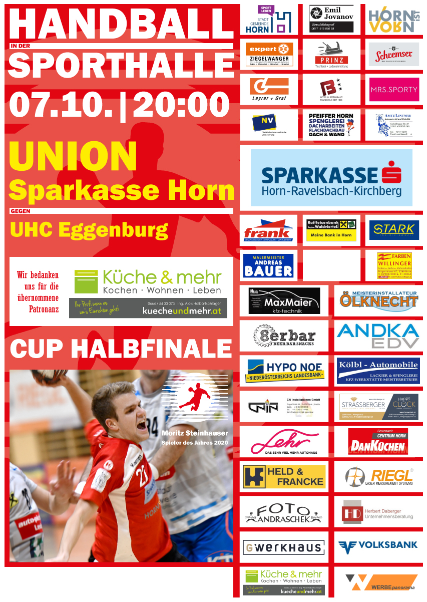 Union Sparkasse Horn vs UHC Eggenburg